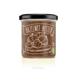 Hazelnut Cream - Bio Krem z Orzechów Laskowych 300g