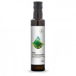 Olej z czarnuszki zimnotłoczony Aura Herbals - 250ml