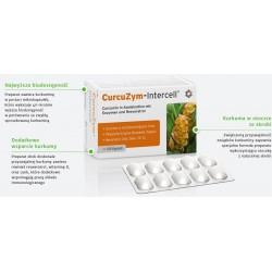 CurcuZym-Intercell®100 kapsułek
