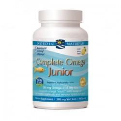 Complete Omega Junior, 90 kapsułek