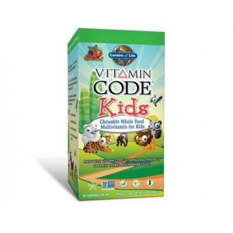 Vitamin Code Kids Multiwitamina dla Dzieci do żucia