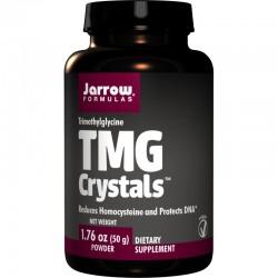 TMG bezwodna Betaina 650 mg (50 g) Jarrow Formulas