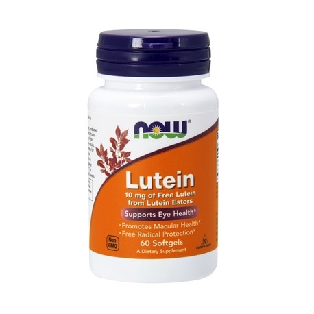 Lutein NOW Foods