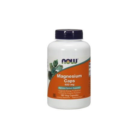 Magnesium Caps 400 mg - 180 kapsułek