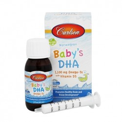 Norwegian Baby`s DHA 60 ml
