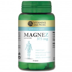 Magnez Vitamins and More