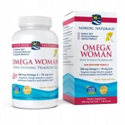 Omega Woman Nordic Naturals