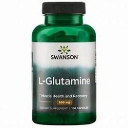 L-Glutamine Swanson