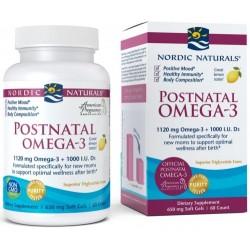 Postnatal Omega-3 Nordic Naturals