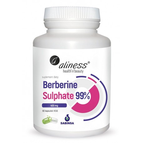 Berberyna Aliness 60 kaps.