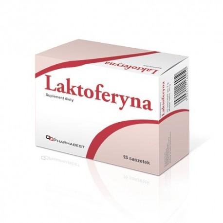 Laktoferyna - saszetki